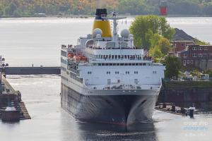Saga-Sapphire-Nord Ostsee Kanal Kiel-6334