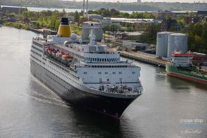 Saga-Sapphire-Nord Ostsee Kanal Kiel-9058