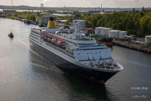 Saga-Sapphire-Nord Ostsee Kanal Kiel-9064
