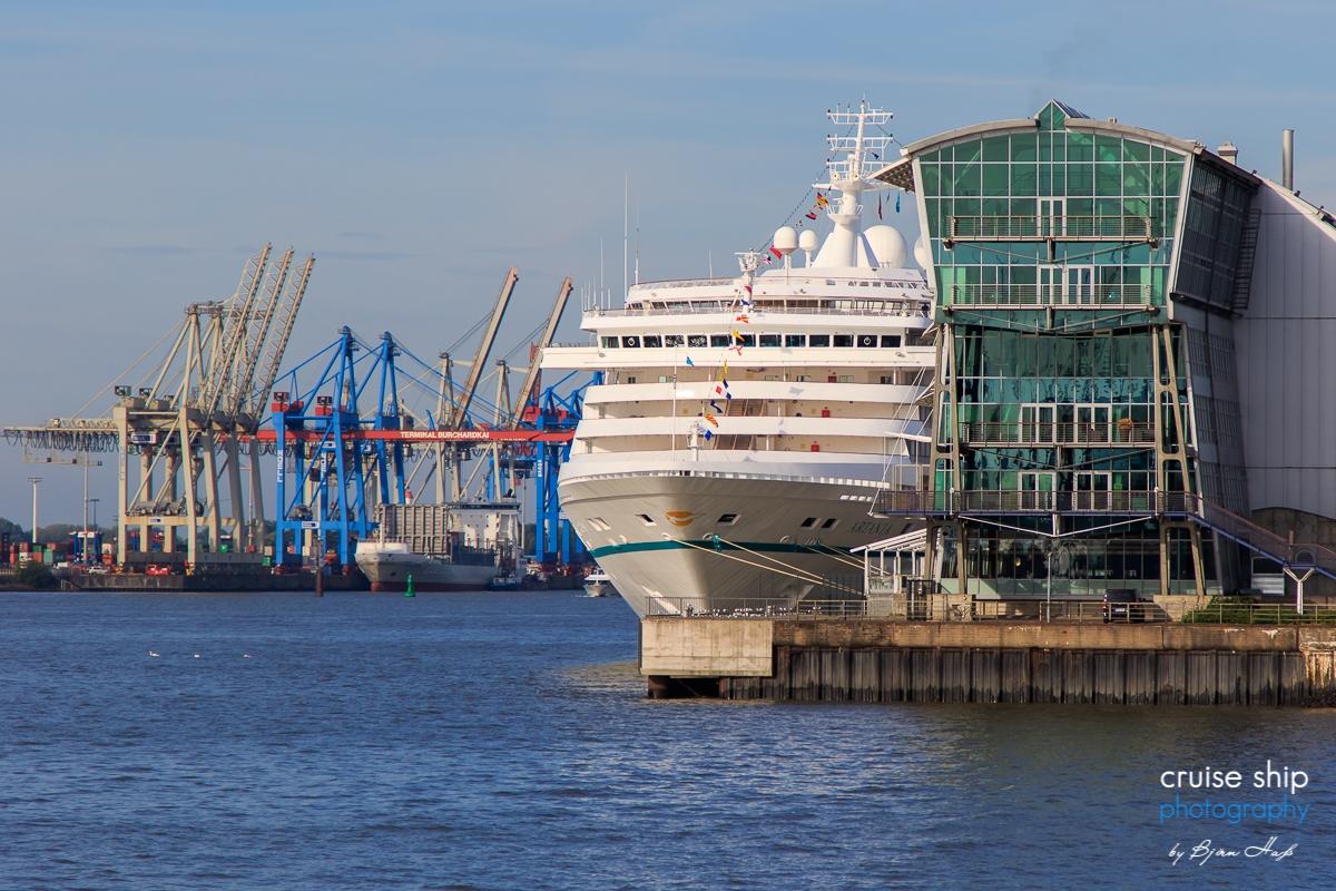 Artania Cruise Ship Photography
