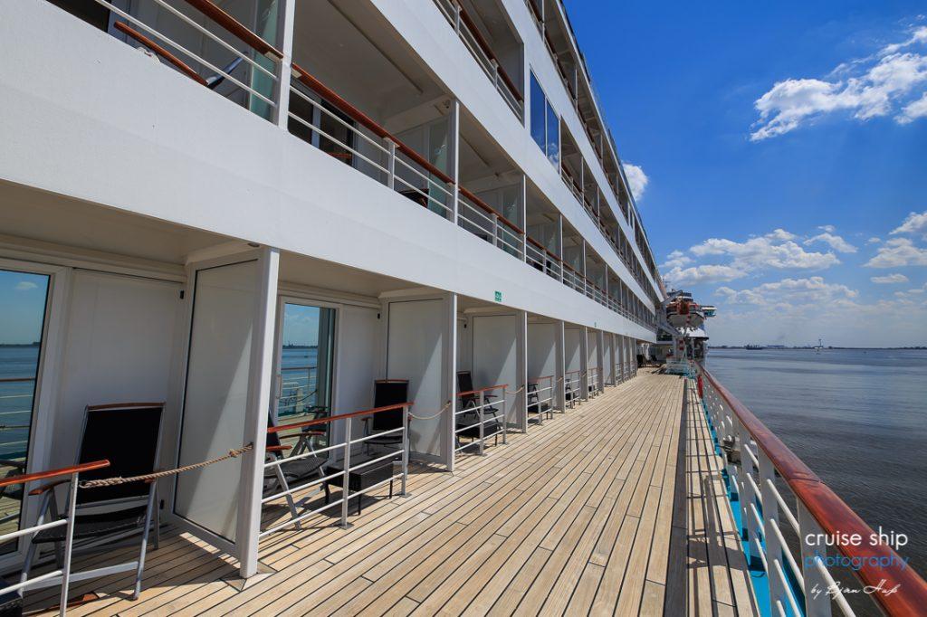 An Bord der MS Amadea 10