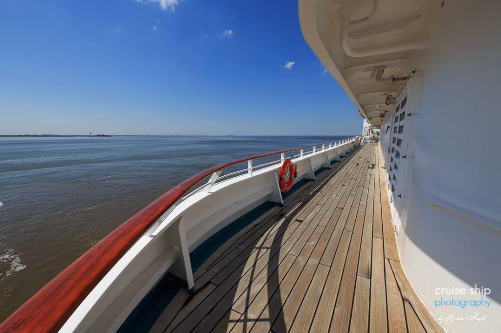 An Bord der MS Amadea 11