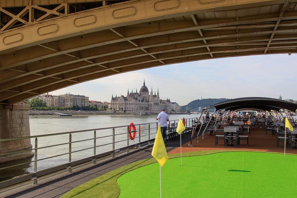 Modern und flexibel: Mit dem Flusskreuzfahrtschiff nickoVision auf der Donau 11