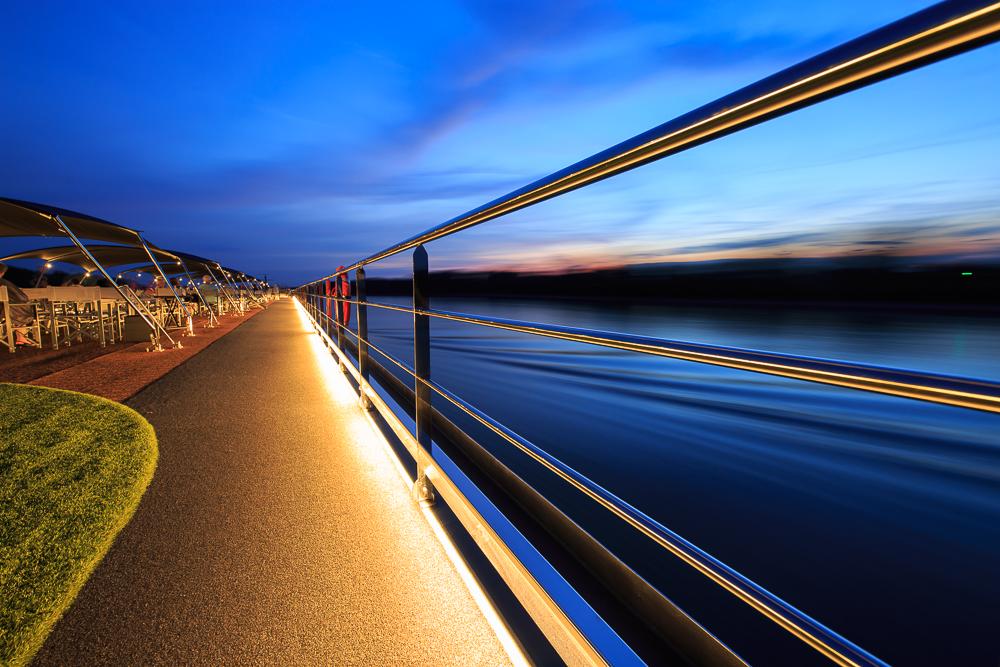 Modern und flexibel: Mit dem Flusskreuzfahrtschiff nickoVision auf der Donau 16