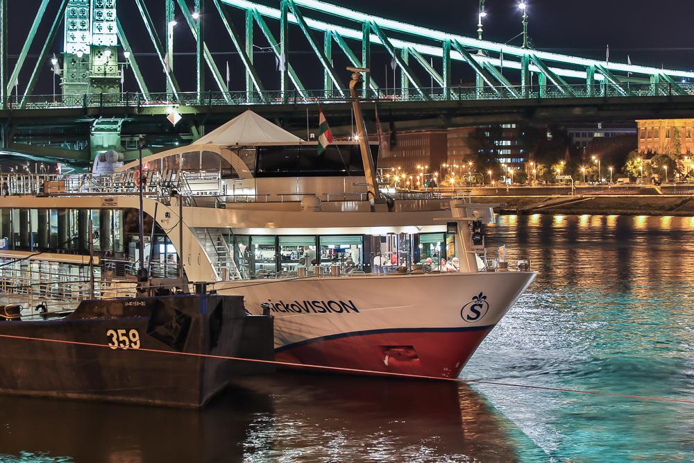 Modern und flexibel: Mit dem Flusskreuzfahrtschiff nickoVision auf der Donau