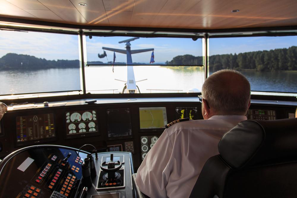 Modern und flexibel: Mit dem Flusskreuzfahrtschiff nickoVision auf der Donau 24