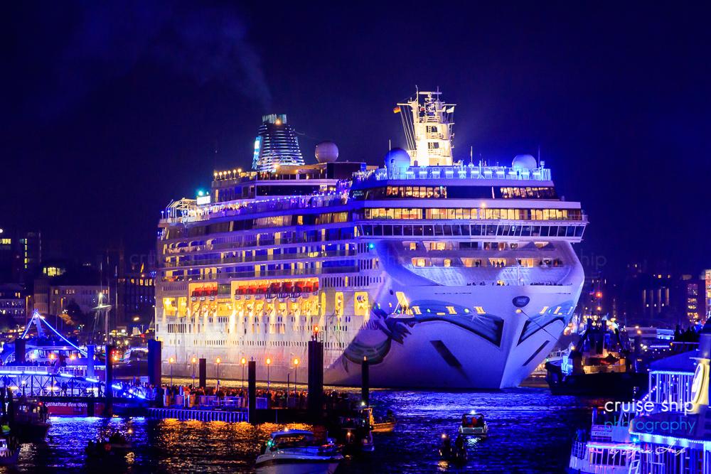 Norwegian Jade bei den Cruise Days 41
