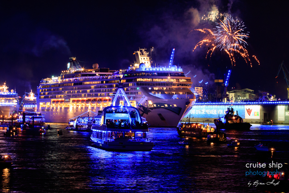 Norwegian Jade bei den Cruise Days 42