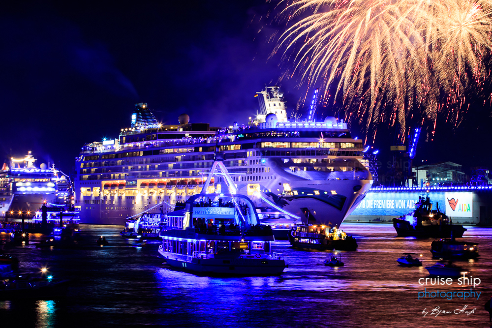 Norwegian Jade bei den Cruise Days 43