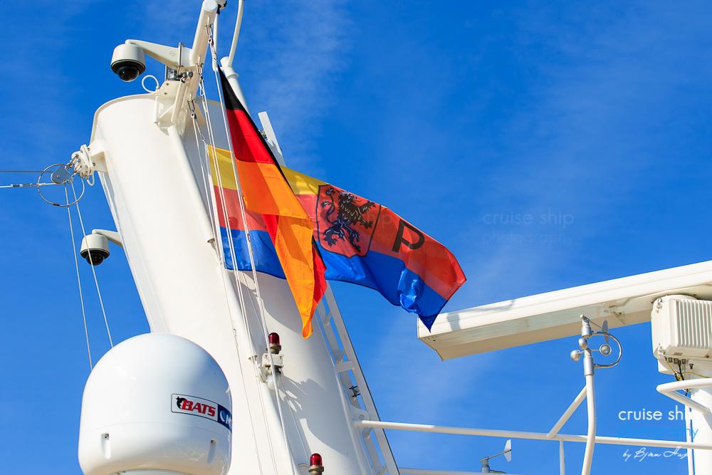 Meyer Werft übergibt die Norwegian Bliss an NCL 6