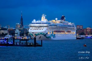 Norwegian Jade bei den Cruise Days