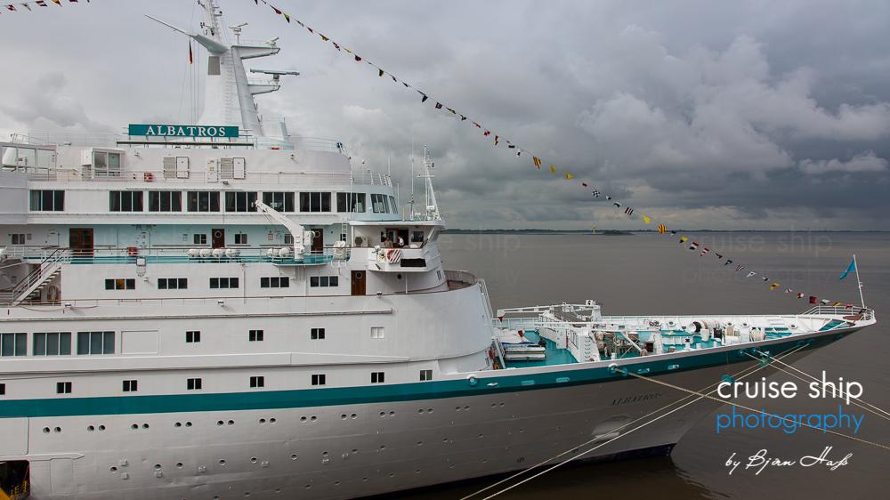 Schiffsrundgang auf der MS Albatros 4