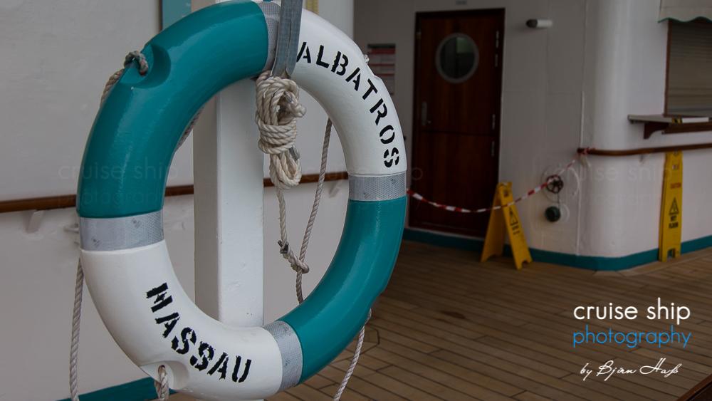 Schiffsrundgang auf der MS Albatros 24