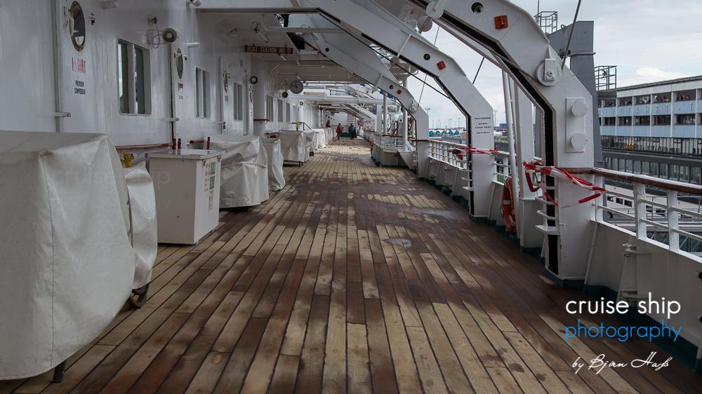 Schiffsrundgang auf der MS Albatros 25