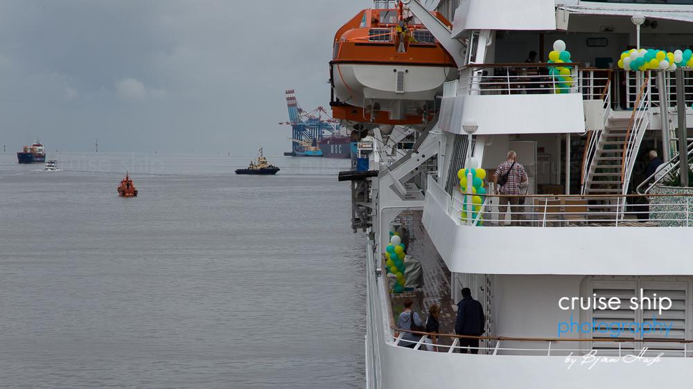 Schiffsrundgang auf der MS Albatros 26