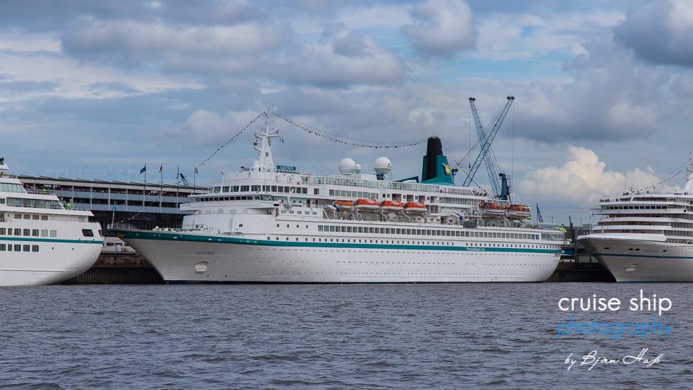 Schiffsrundgang auf der MS Albatros 30