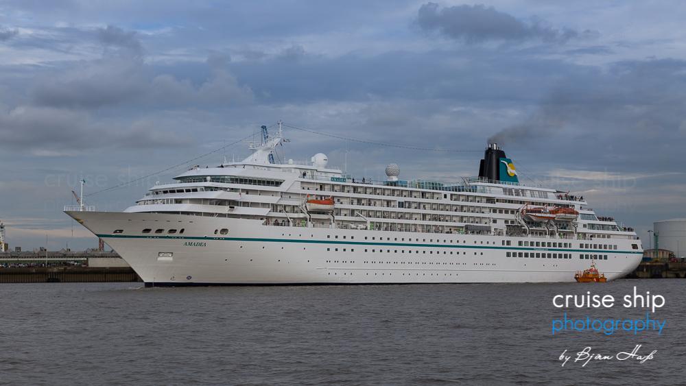 Schiffsrundgang auf der MS Albatros 32
