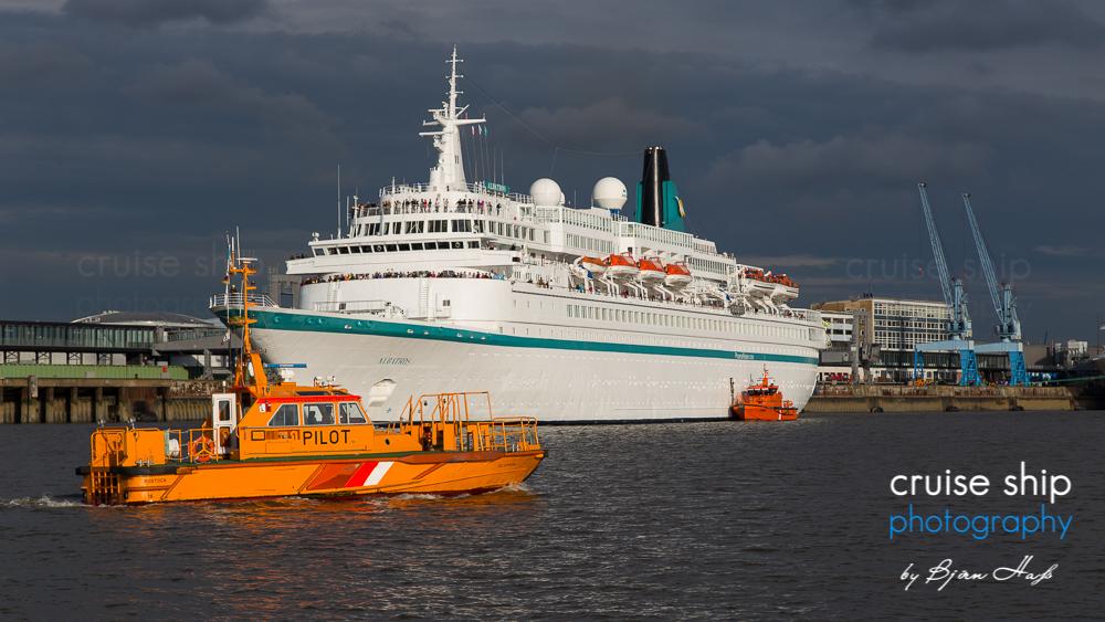 Schiffsrundgang auf der MS Albatros 33