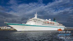 Schiffsrundgang auf der MS Albatros