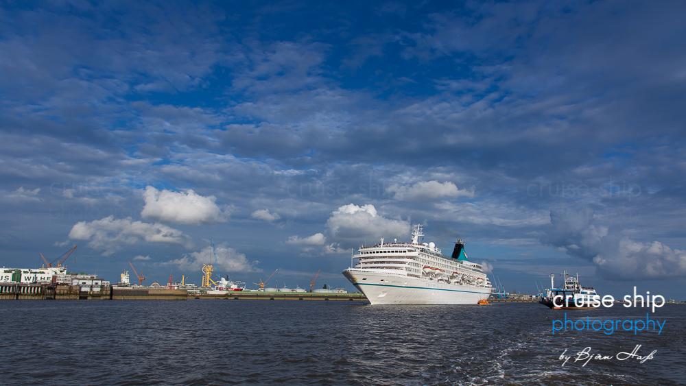 Schiffsrundgang auf der MS Albatros 35