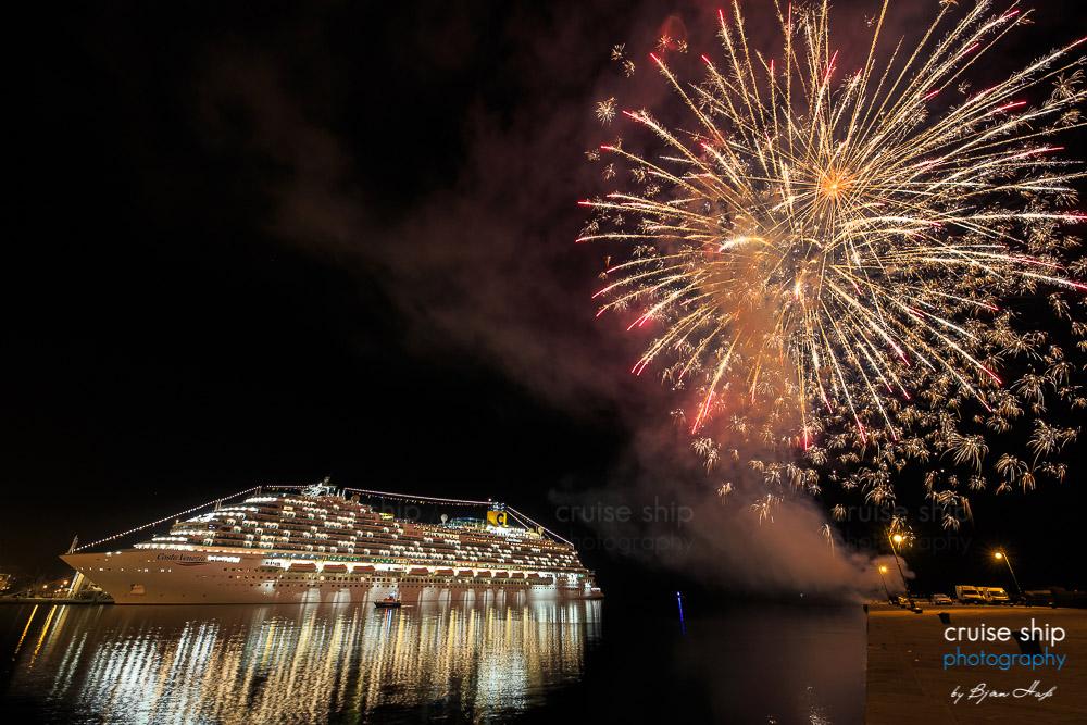 Costa Venezia – Ein Kreuzfahrtschiff bringt italienisches Flair nach China