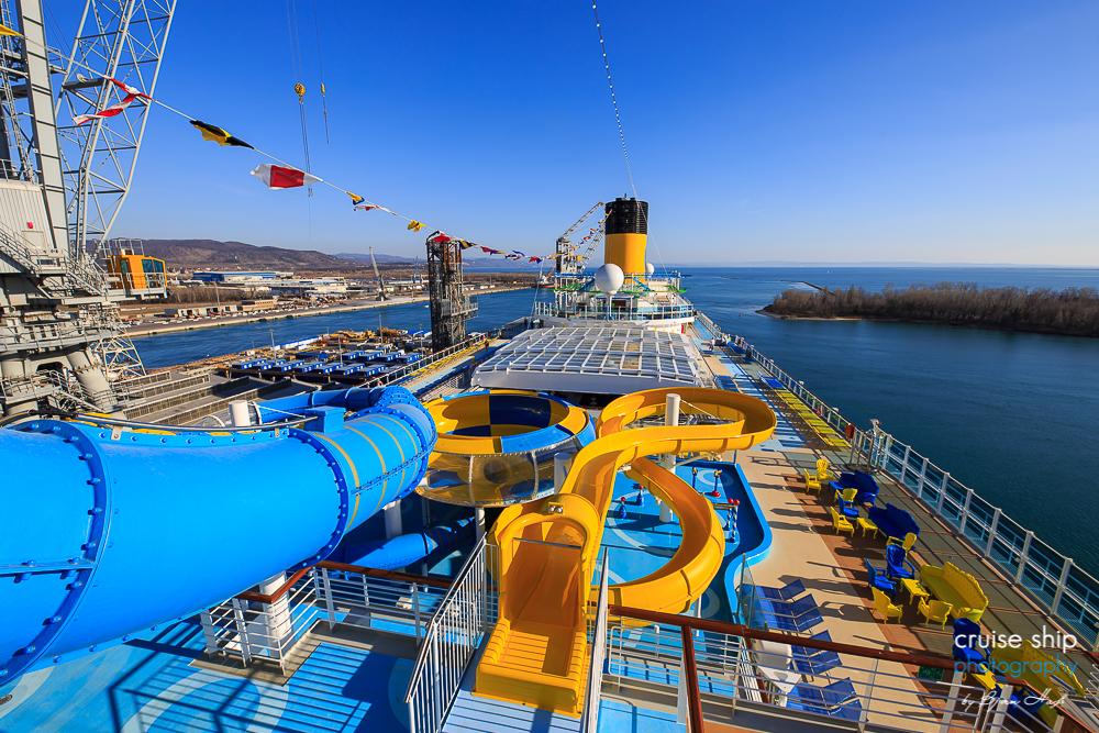 Costa Venezia – Ein Kreuzfahrtschiff bringt italienisches Flair nach China 14