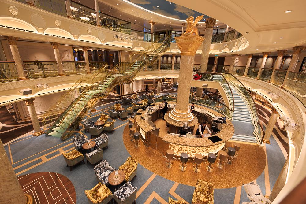 Costa Venezia – Ein Kreuzfahrtschiff bringt italienisches Flair nach China 2