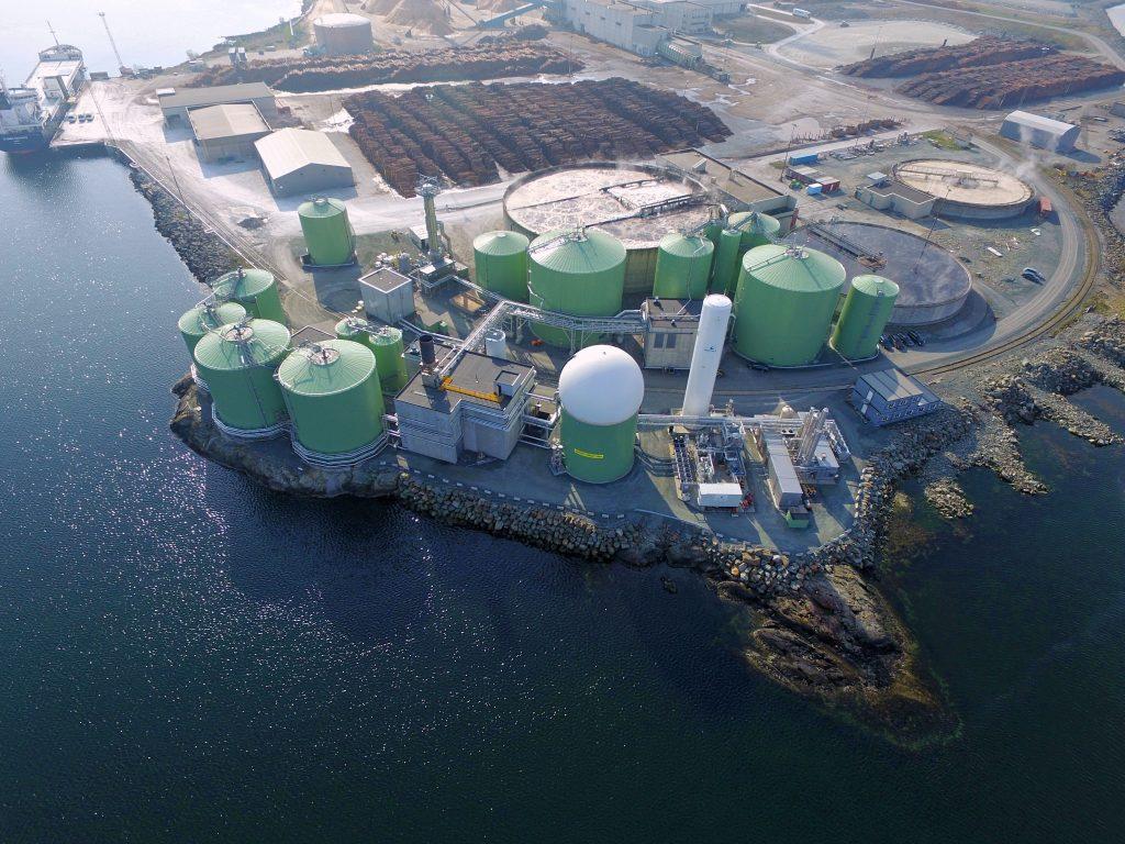 Grüner Antrieb: Hurtigruten kooperiert mit Biokraft und fährt künftig mit Biogas aus Fischabfällen 1