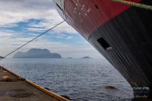 Grüner Antrieb: Hurtigruten kooperiert mit Biokraft und fährt künftig mit Biogas aus Fischabfällen