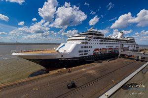 Die Vasco da Gama – ein klassisches Kreuzfahrtschiff mit modernem und detailverliebten Innendesign