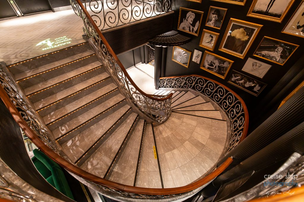 Das Hollywoods Theater Treppe der Vasco da Gama