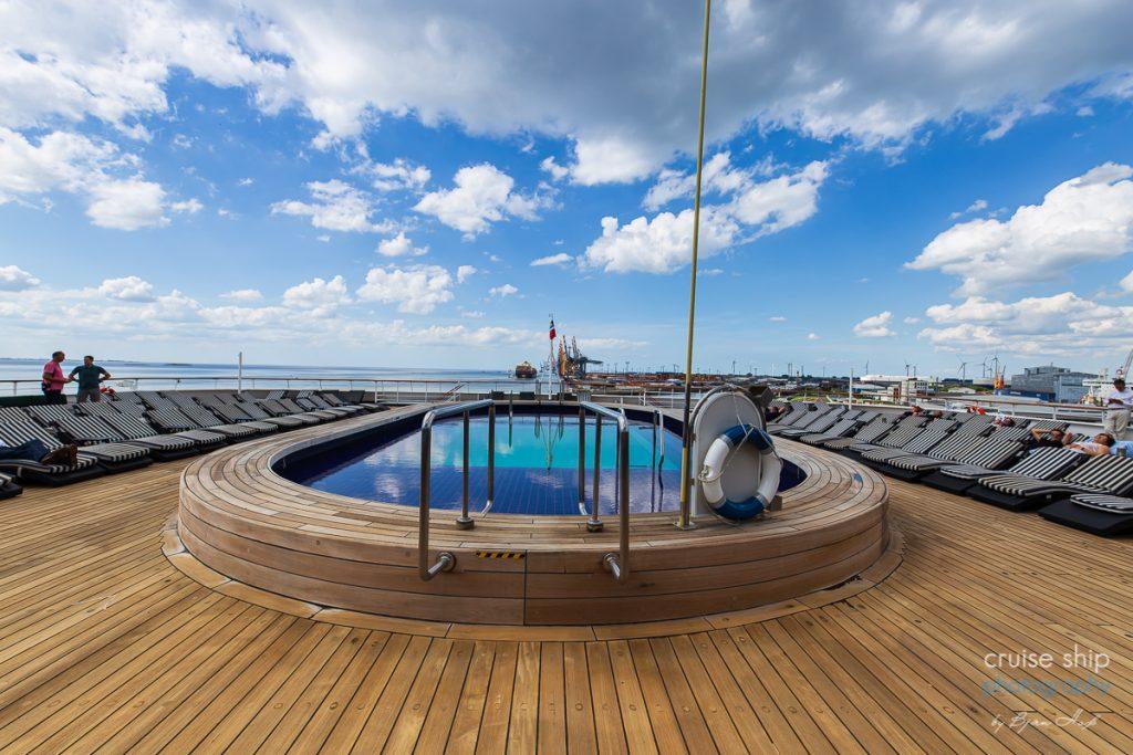 Der Oasis Pool der Vasco da Gama