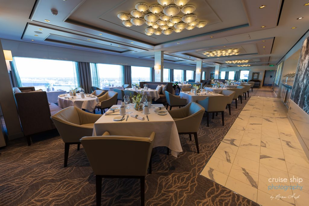 The Haven Restaurant auf der Norwegian Encore
