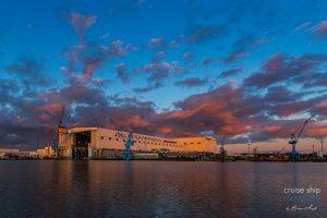 Meyer Werft feiert 225 Jahre Schiffbau