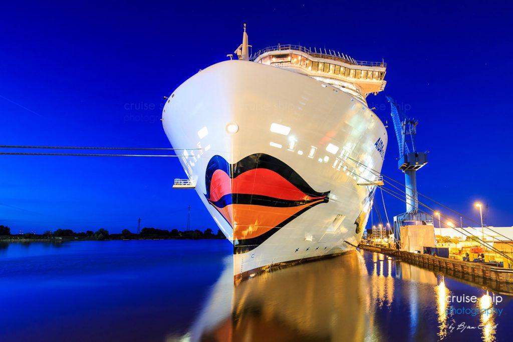 blauer engel für lng kreuzfahrtschiff aidanova