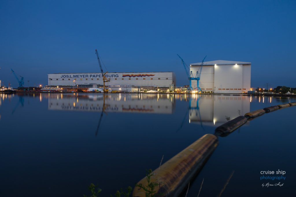 Meyer Werft AIDAcosma