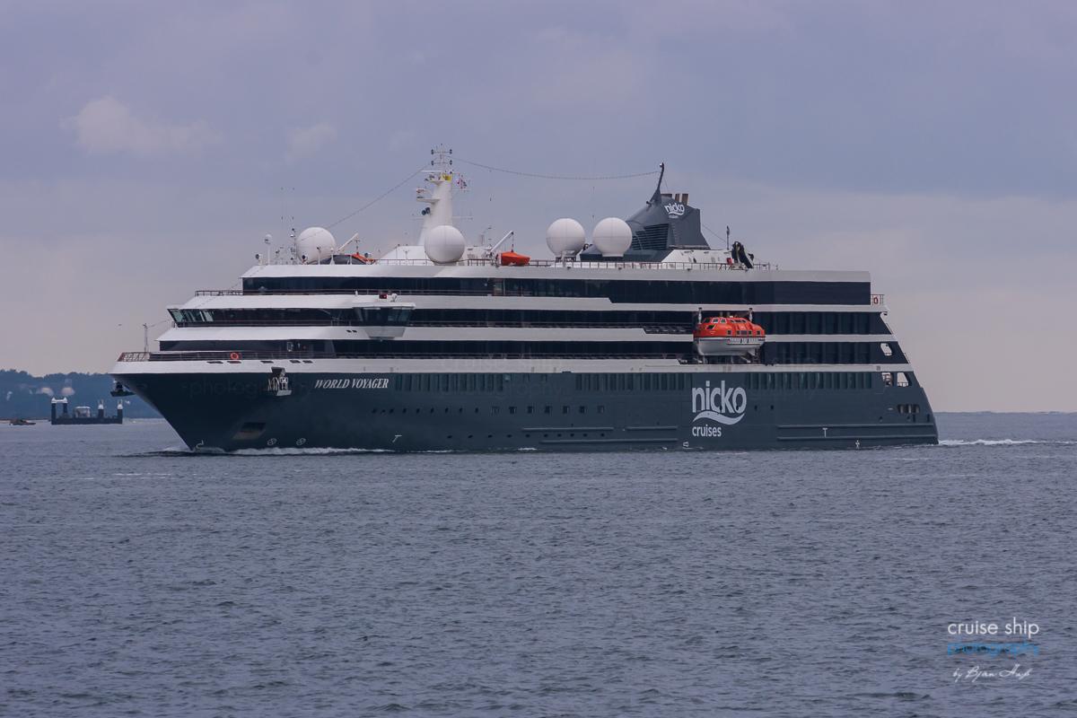 World Voyager Expeditionskreuzfahrtschiff